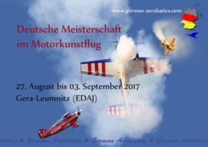 DM Motorkunstflug 2017